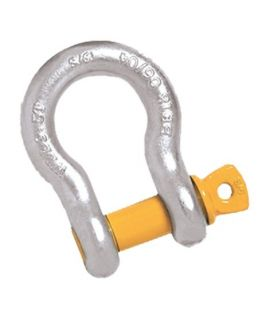Australian Type Drop Forged Screw Pin Bow Shackle