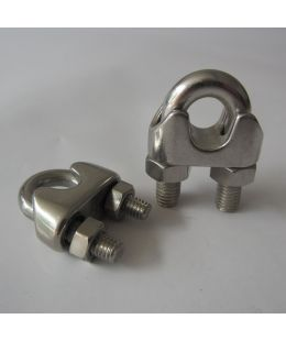 Stainless Steel Wire Rope Clips Din741