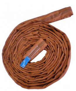 6 Ton Round Sling – Brown Endless Lifting Sling 6000KG