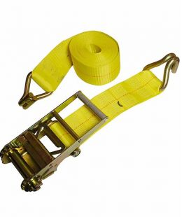 4″ Ratchet Tie Down With Wire Hooks